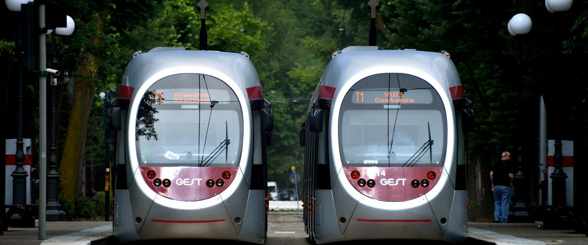 Florence Italie Tramway mobility
