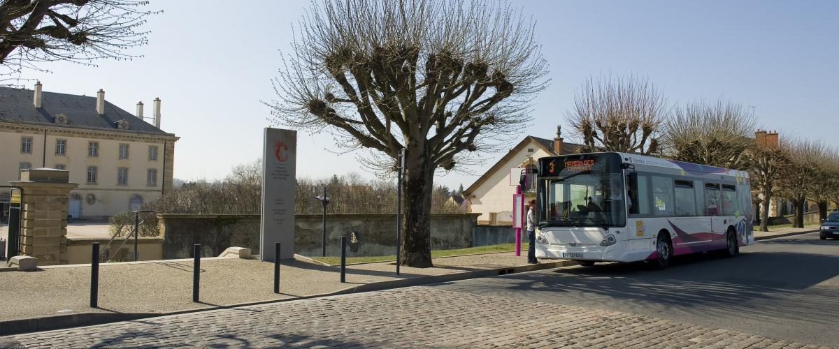 Moulins France Bus Mobility