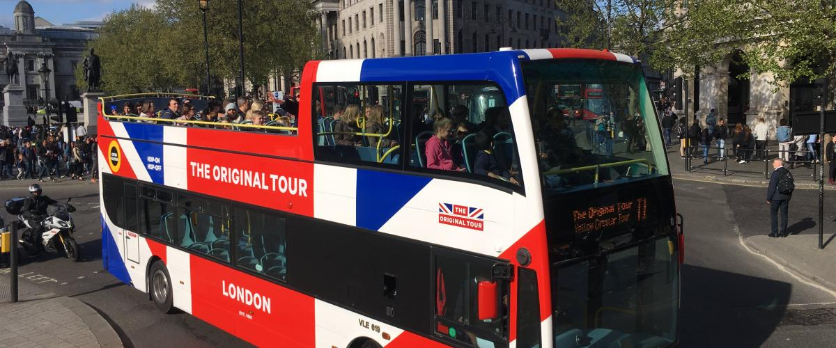 Londres Royaume Uni bus mobility