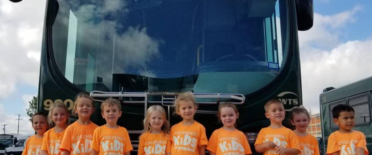 Waco Transit Kids Tour