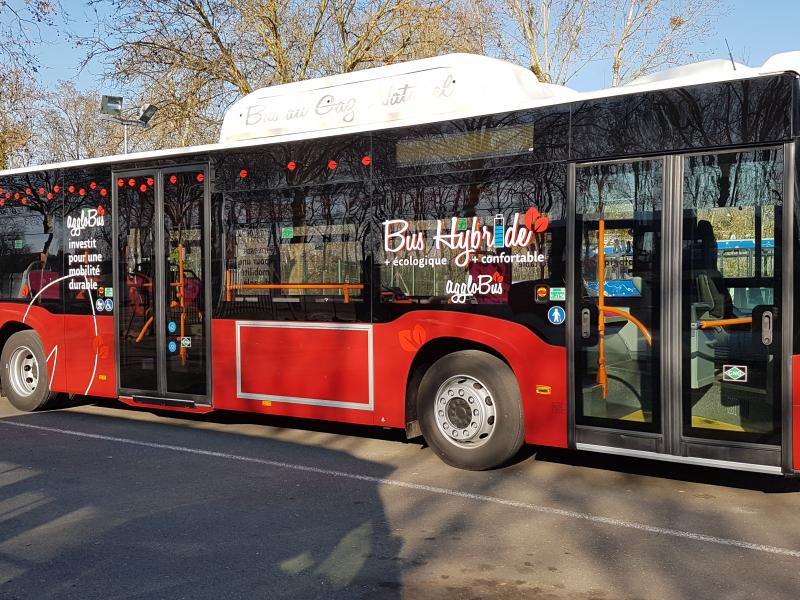 BUS Bourges